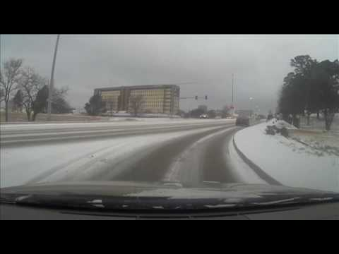 Road conditions around Little Rock/North Little Rock