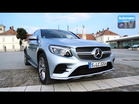 2017 Mercedes GLC 300 Coupé (245hp) - DRIVE & SOUND (60FPS)