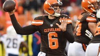 Cody Kessler vs Chargers (NFL Week 16 - 2016) - Browns Win!   NFL Highlights HD