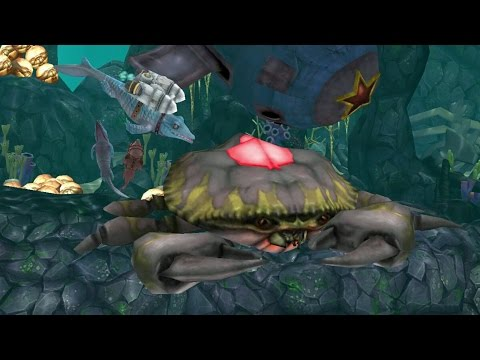 Hungry Shark Evolution Mr Snappy Android Gameplay #11