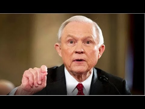 JEFF SESSIONS JUST ISSUED A POWERFUL ORDER!