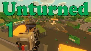 New Brunswick | Mod Map | Unturned