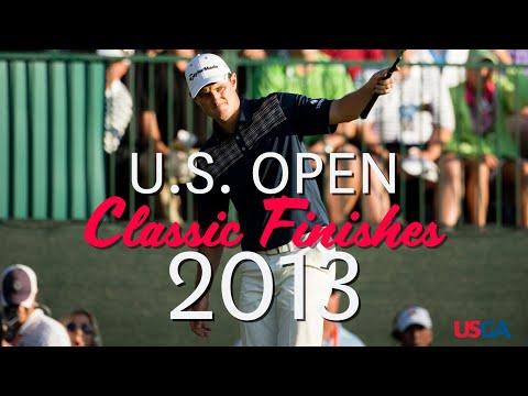 U.S. Open Classic Finishes: 2013