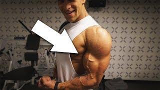 Wenn man sich im Gym pushen will...