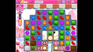 Candy Crush Saga level 1493 NO BOOSTERS