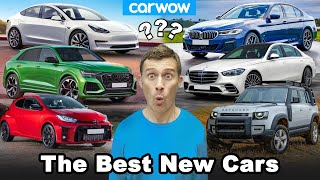 The best new cars you can buy - carwow CAR OF THE YEAR!