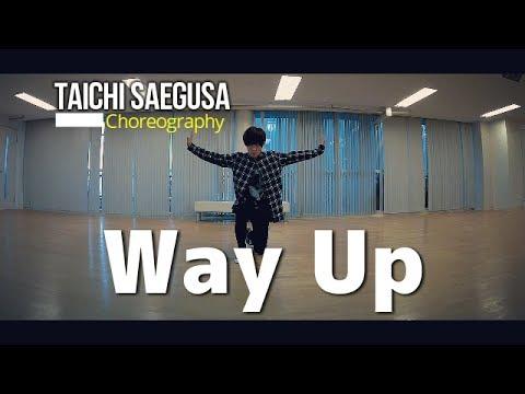 【R&B ダンス】Way Up - Austin Mahone DANCE | Taichi Saegusa Choreography