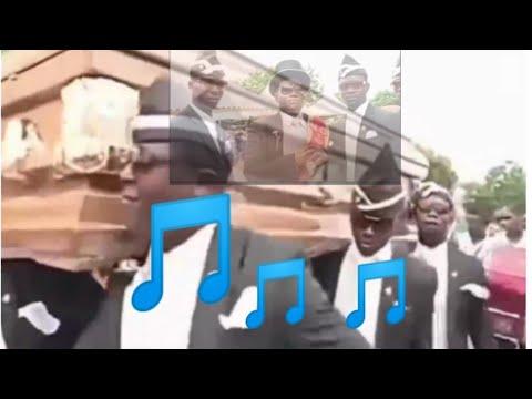 Танец гробовщиков подходит под любую музыку