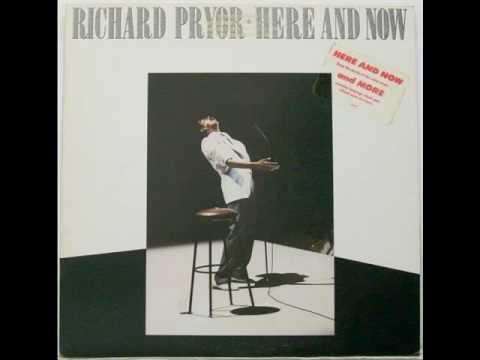 ALBUM FLASHBACK....RICHARD PRYOR  HERE AND NOW.....DJ DIGGS