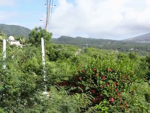 Furlonge Montserrat Vacation 2015