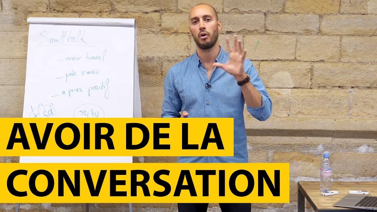 Download Comment avoir de la conversation ?