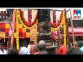 Preparations for the Ratholsavam in Kollur Mookambika Temple were completed Manorama News