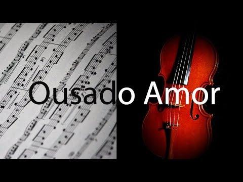 ousado-amor-(reckless-love)---isaias-saad---partitura-para-violino-(cover)---grÁtis