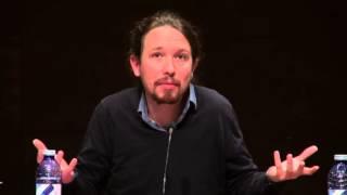 Pablo Iglesias presenta 'En defensa del populismo', de Fernández Liria
