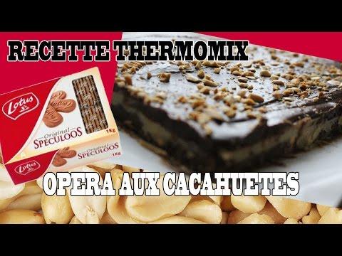 comment-faire-la-vrai-recette-de-l'opéra-aux-cacahuètes-speculoos-au-thermomix-?