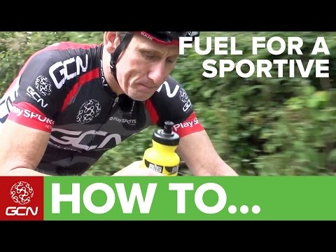 How To Fuel For A Sportive Or Gran Fondo – What To Eat & Drink During Your Next Sportive