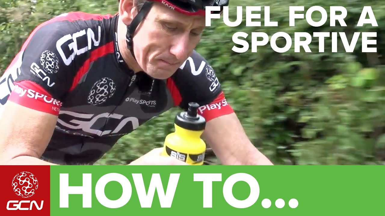 e553cf9eb How To Fuel For A Sportive Or Gran Fondo – What To Eat   Drink During Your  Next Sportive. Global Cycling Network