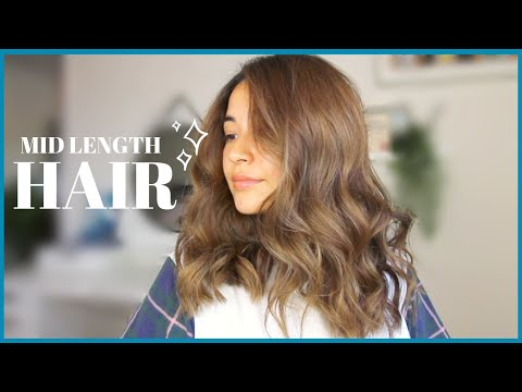 how-to-style-mid-length-hair