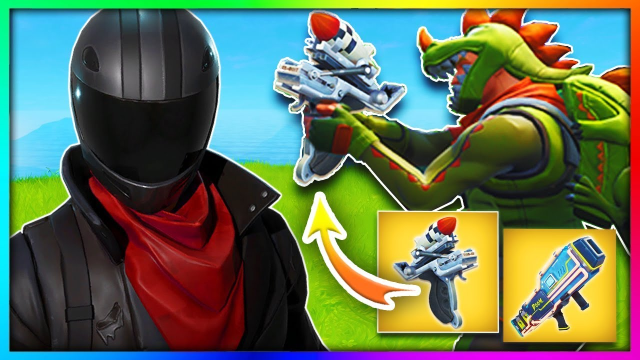 8 Things That Are Being Added To Fortnite: Battle Royale in 2018!