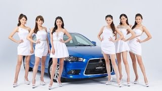 MITSUBISHI·中華汽車   MODEL搶先亮相