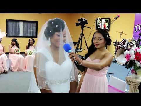 Paul & Laetitia Wedding In Dallas, Texas