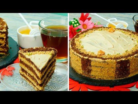 gâteau-«-medovik-»---le-plus-délicieux-gâteau-russe-qui-fond-dans-la-bouche-!-|-savoureux.tv