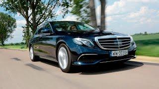 Mercedes E 220 d - czy jest lepszy od Mercedesa klasy S?