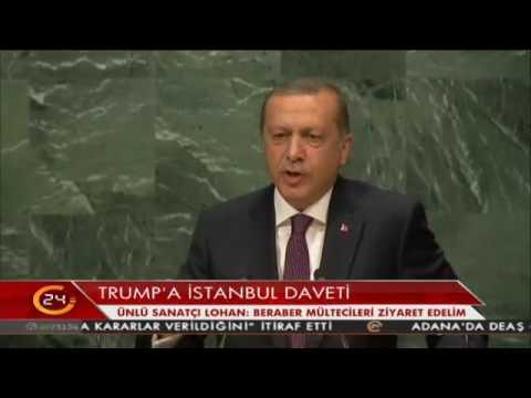 Ünlü sanatçı Lindsay Lohan Erdoğan'ı retweet etti ve Trump'a seslendi