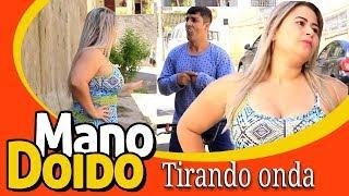 TIRANDO ONDA NA BIKE - PIADA DE JOÃOZINHO - MANO DOIDO PARAFUSO SOLTO