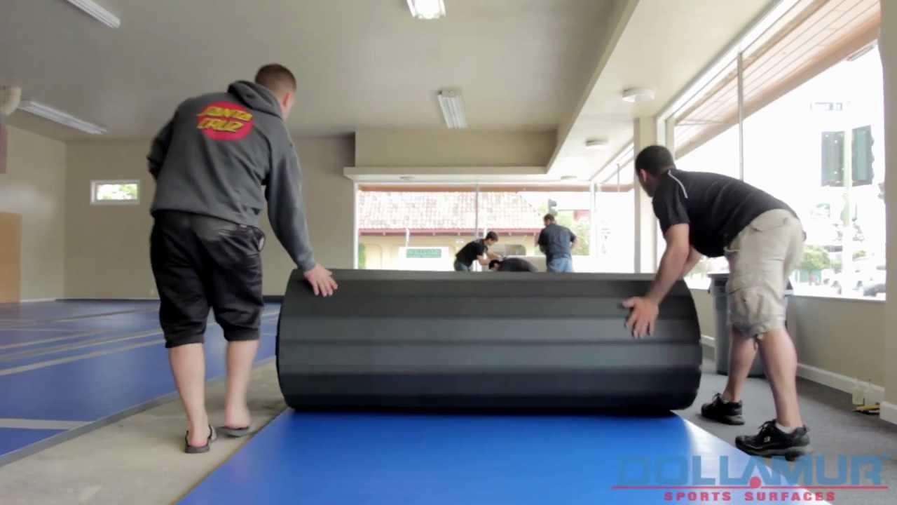 Martial Arts Matten