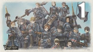 Valkyria Chronicles PC Edition- Part 1