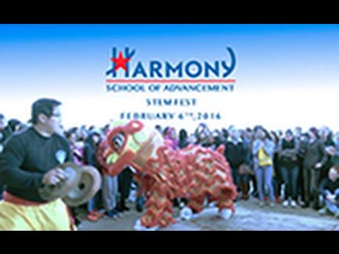 Harmony School of Advancement HOUSTON, STEM Fest