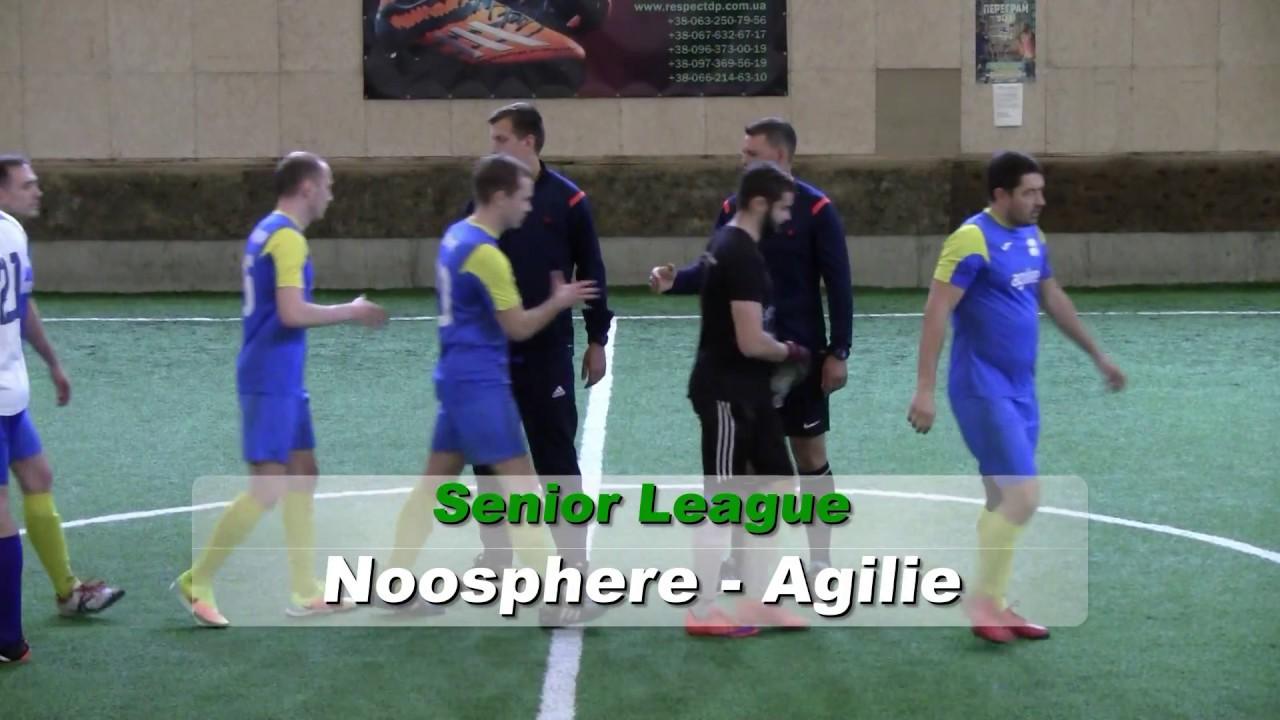 Goal review / Noosphere - Agilie / 26.05.2018