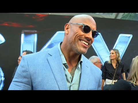Did The Rock just say he is coming back to the WWE? Watch here!