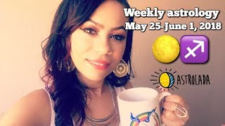 Weekly Horoscope for May 25-June 1, 2018 & Celebrity Coffee Talk! | Britney Spears/Kevin Federline