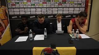 BC Nokia vs Ura Basket Lehdistötilaisuus 19 12 2018