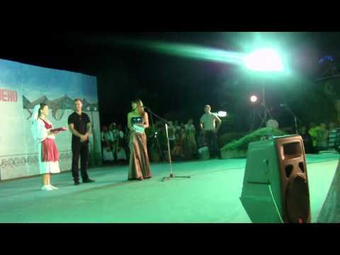 """Sh.K.A """"Ded Gjo Luli në Festivalin """"Këngë jeho"""" në Strugë - Maqedoni Mirenjohja"""