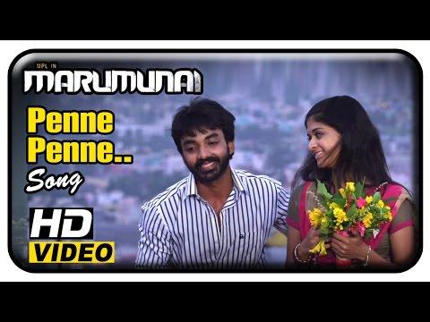 Marumunai Tamil Movie | Scenes | Penne Penne song | STR | Chinmayee | Maruthi | Mridhula
