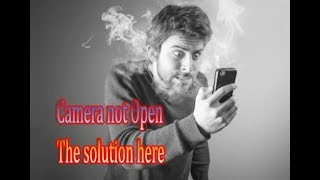 How to fix can t connect to the camera error problem solve