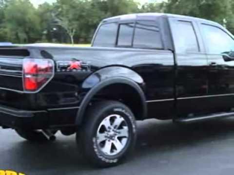 2011 ford f 150 fx4 truck starke fl youtube. Black Bedroom Furniture Sets. Home Design Ideas