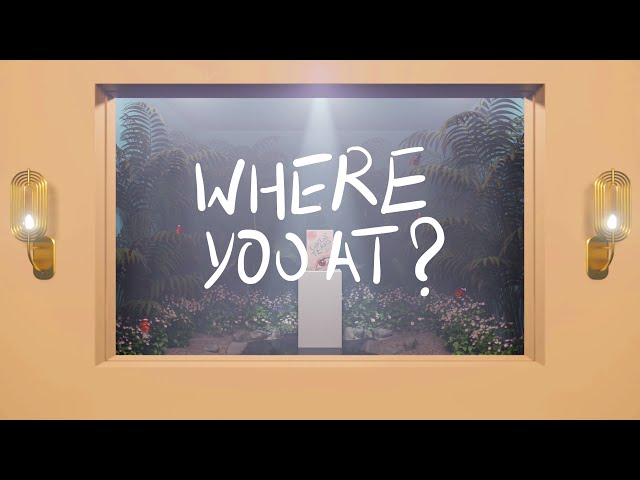 baron.(베론) - Where You At [Official Visualizer]