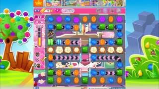 Candy Crush Saga Level 1187 (No Boosters)