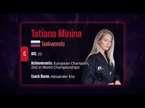Meet the Athletes - Tatiana Kudashova | 2nd Ludus Star Championships