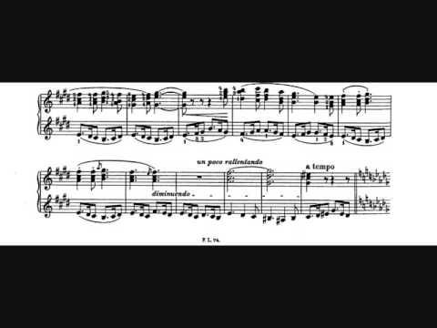 """Liszt - Die Hirten and der Krippe - """"In dulce jubilo"""""""