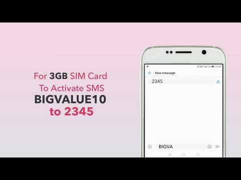 UK & Europe Prepaid SIM Cards - Step-by-step Activation Guide For Andriod Mobile Phones