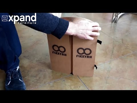 FlexYah - Folding Single Seat Stools  | Expand Furniture