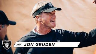 'NFL 100 Greatest' Characters: Jon Gruden | Raiders
