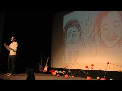TEDxKids@BC - Jamshed Colah - Creating Change by Empowering Youth Artists