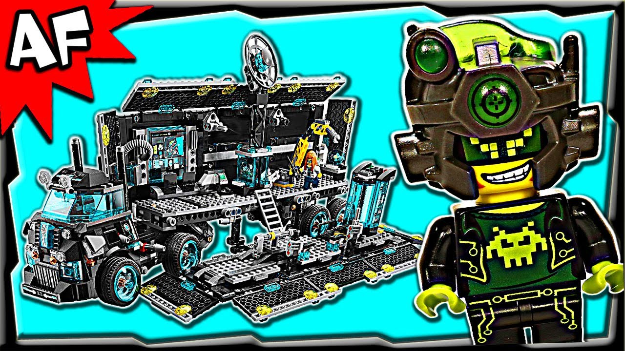 Lego Ultra Agents MISSION HQ 70165 Stop Motion Set Review ... | 1280 x 720 jpeg 263kB