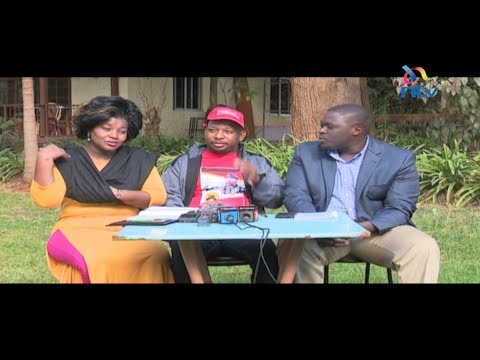Team Mike Sonko accuses Peter Kenneth of being Governor Kidero's project